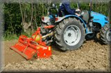 Rotary Tillers & Power Harrows
