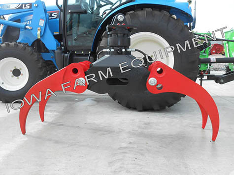 Rotating Grapple for Sale