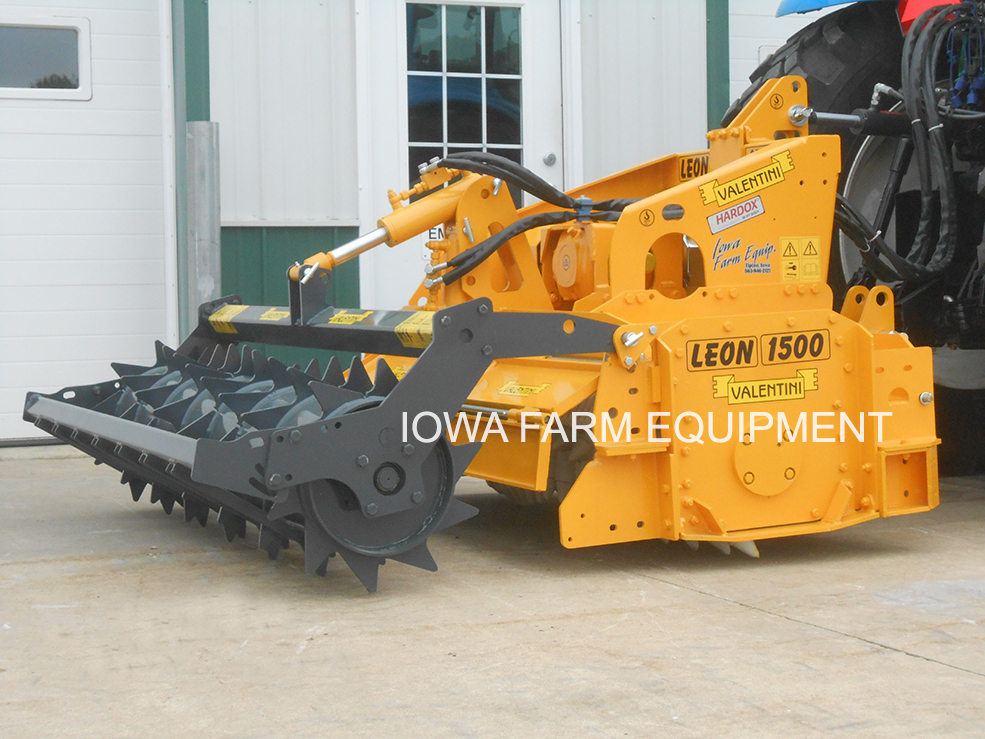 Tractor and Stone Crusher Package