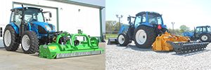 Tractor and Attachment Packages