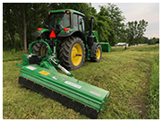 Peruzzo Bull Cross Series Ditch Bank Flail Mowers