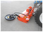 Peruzzo Bull Series Offset Flail Mowers