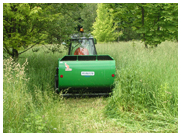 Peruzzo Canguro Normal Pruning Flail Mower