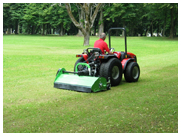 Peruzzo Fox-S Series Flail Mowers