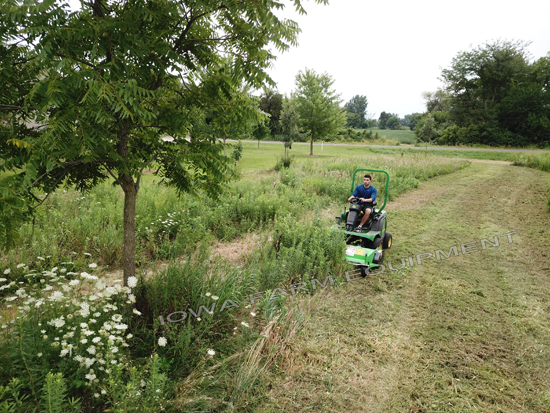 Best Flail Mower for Thick Brush