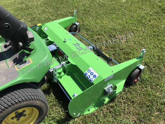 Front Mount Flail Mower for John Deere