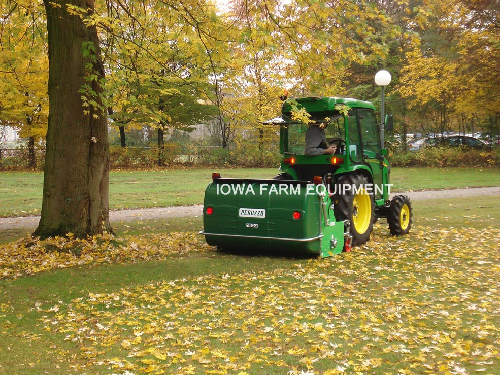 Peruzzo Koala Collection Hopper Flail Mower