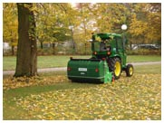 Peruzzo Koala Standard Collection Hopper Flail Mowers