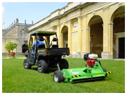 Peruzzo Motofox Self Propelled Flail Mowers