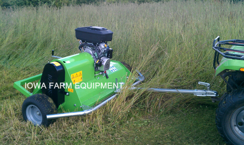 Self Propelled UTV Flail Mower