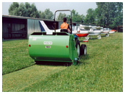 Peruzzo Panther Collection Hopper Flail Mowers