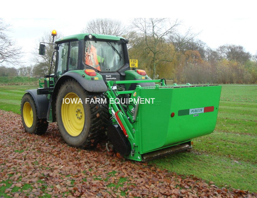 Peruzzo Panther Pro Collection Hopper Flail Mower