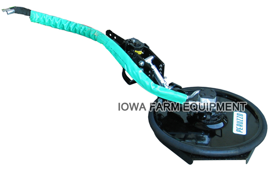 Peruzzo Side Trim Cutter Mowers Iowa Farm Equipment