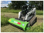 Peruzzo Skid Steer Flail Mowers