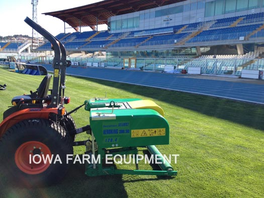 Selvatici Lawn and Turf 3 Point Aerators