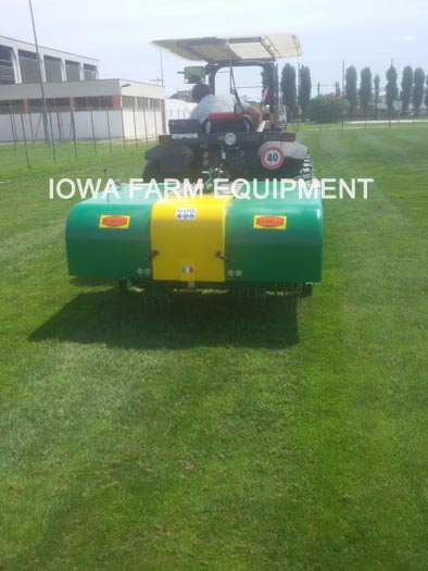 Selvatici Lawn and Turf 3Pt Aerators