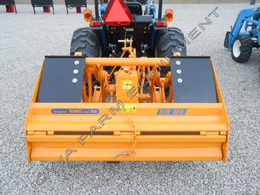 Selvatici 3 Point Tilling Spading Machines