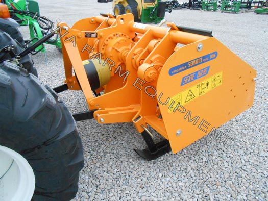 Selvatici Tractor Reciprocating Spader