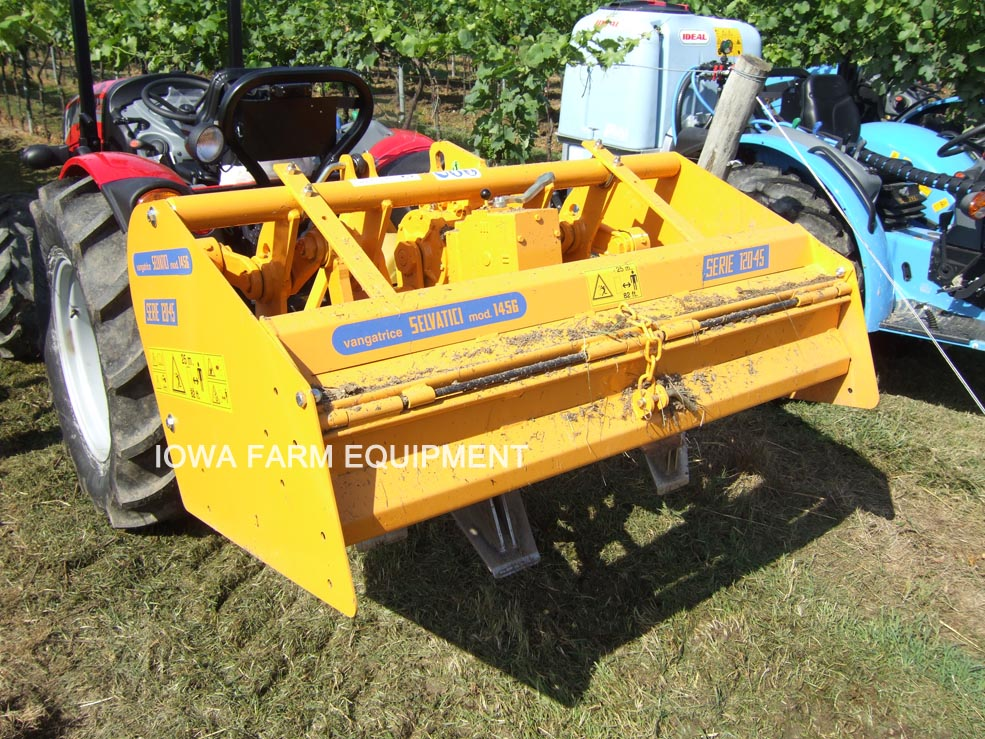 Selvatici Tractor PTO Rotary Spaders