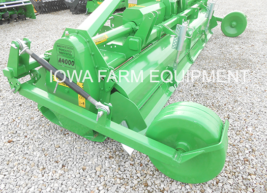 Tiller Cultivator for a Tractor