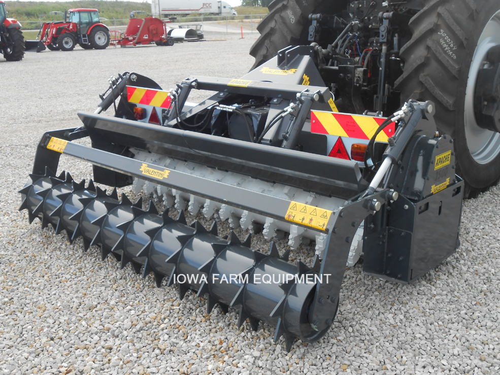Valentini Tractor PTO Apache Series Forestry Tillers