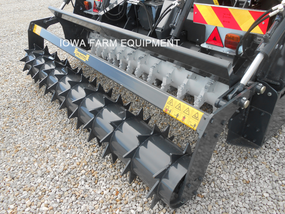 Valentini Tractor 3 Point Apache Series Forestry Tillers