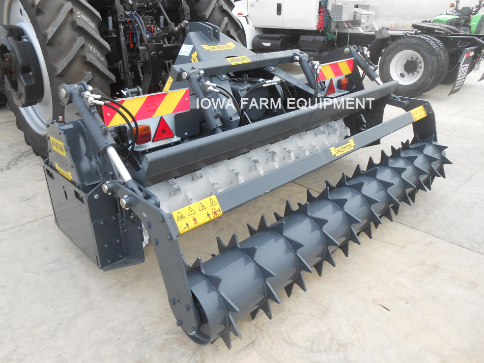 Valentini 3 Point Heavy Duty Forestry Mulcher