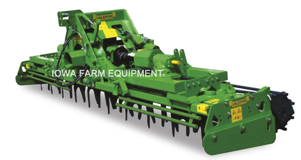 Valentini Diablo Tractor PTO Power Harrows