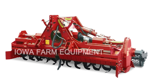 Valentini Fighter Tractor PTO Stone Burier Tiller