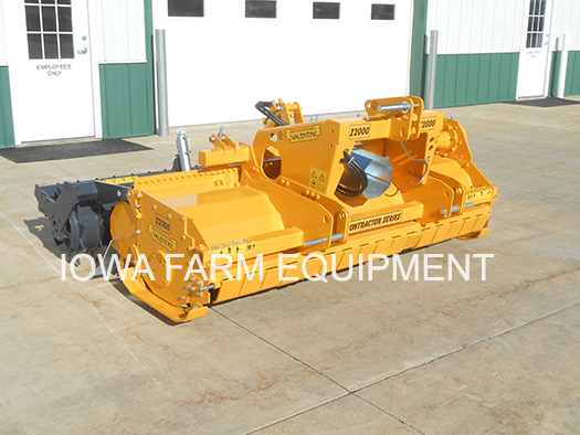 Burier Rotary Tiller for Tractor