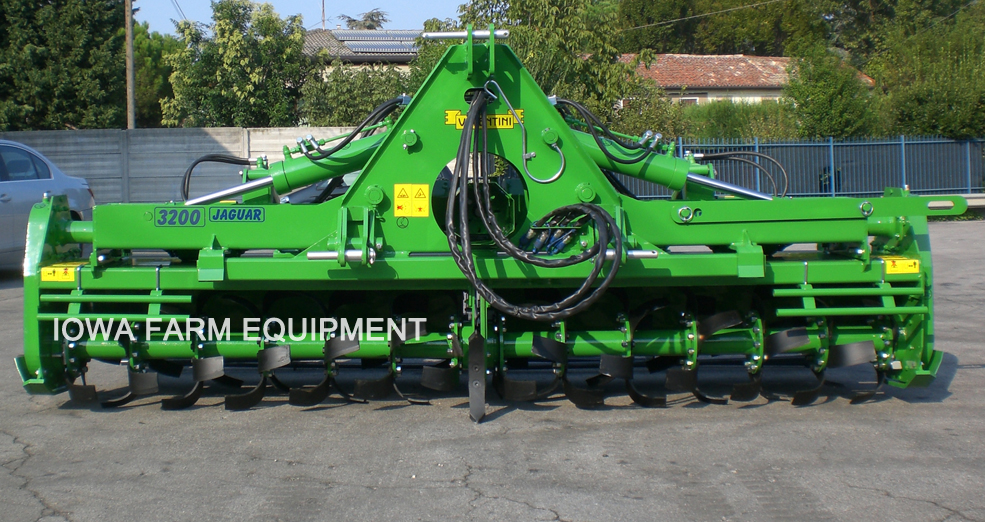 Valentini J Series 3 Point Rotary Tillers