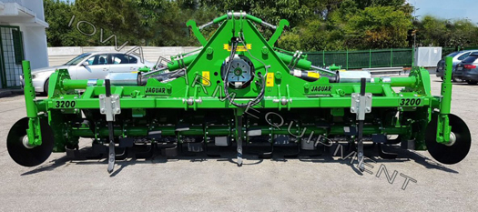 Valentini J Series 3-Point Rotary Tillers
