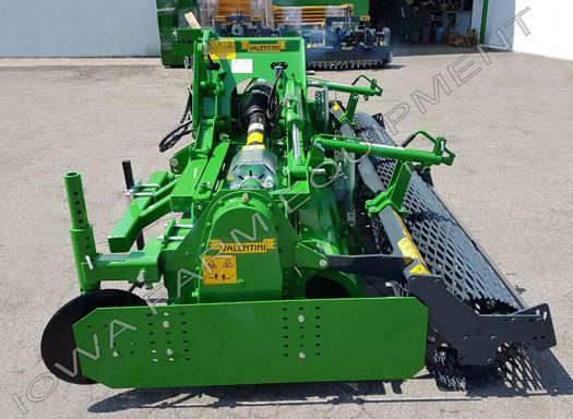 Valentini J Series PTO Powered Rotary Tillers