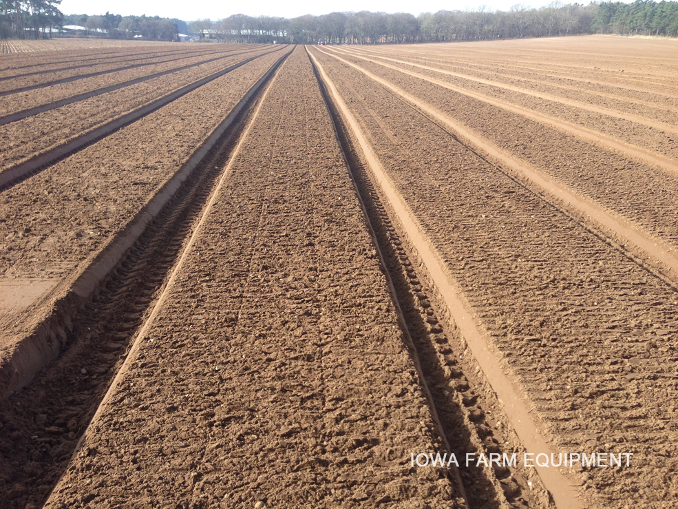 Valentini king series combination power harrow elevated for Soil king productions