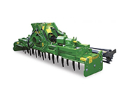 Valentini Leopard Series Power Harrows
