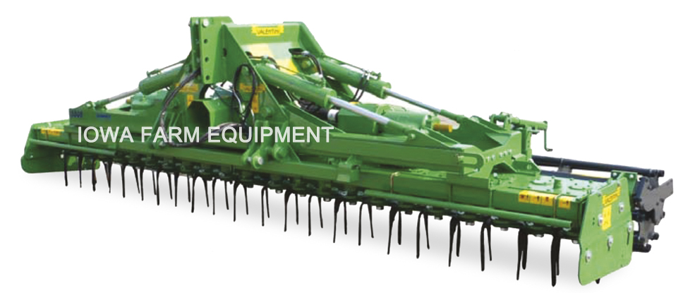 Valentini Mammut Tractor Power Harrows