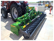 Valentini Maxi Diablo Series Power Harrows