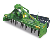 Valentini New Prince Series Power Harrows