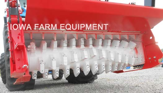 Valentini Tractor 3-Point Forestry Mulcher