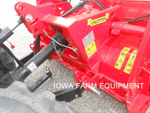 PTO Driven Tree Mulcher