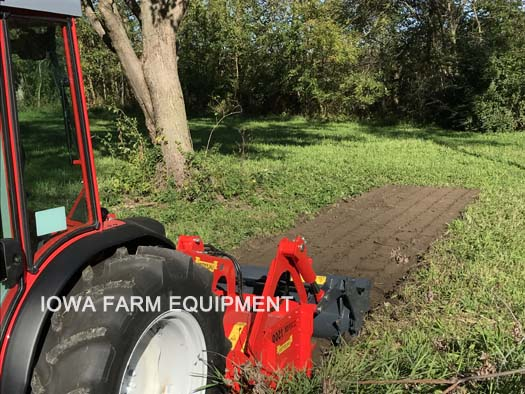 Valentini Forestry Mulcher Attachment
