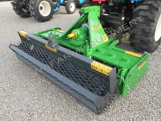 3-Point Power Harrow
