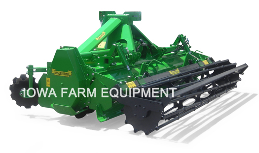 Valentini Zeus Tractor 3 Point Rotary Tillers