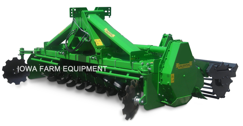 Valentini Zeus Tractor PTO Rotary Tillers
