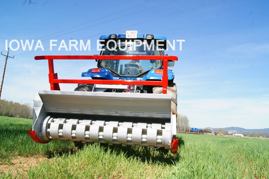 Tractor Forestry Mulcher for Sale