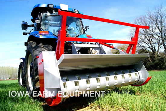 Best Tractor Attachment for Clearing Land