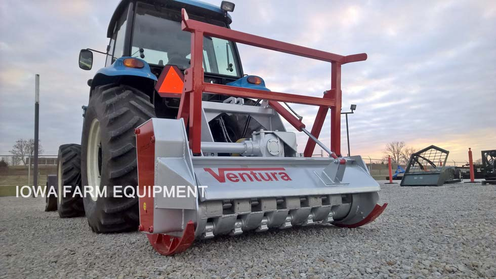 Ventura Tractor Mounted Forestry Mulcher for Sale