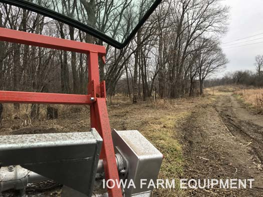 Forestry Mulcher Attachment for Tractor