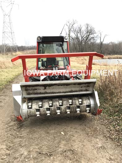 3PT Forestry Mulcher for Sale