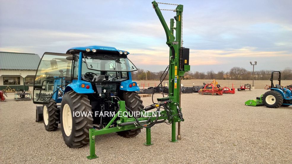 WRAG Basic XL Tractor Post Driver
